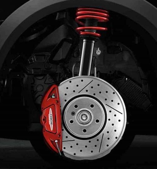 3rd gen f55 to f56 wheels suspension brakes big brake kits brake kit f56 f55 oem. Black Bedroom Furniture Sets. Home Design Ideas